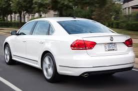 volkswagen recall passat sedans for headlight issue motor trend wot