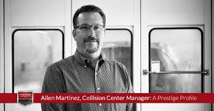 kuni lexus employees allen martinez collision center manager a prestige profile