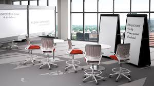 table spinning center designs groupwork tables visual worktools steelcase