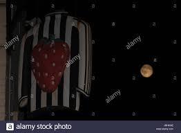 Newcastle Upon Tyne Uk 11th June 2017 Junes U0027 Strawberry Moon