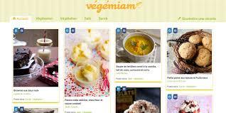 site de recettes cuisine végémiam le site de recettes végétariennes et végétaliennes