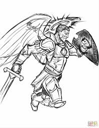 angel coloring sheets newcoloring123