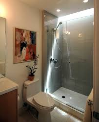 Cool Showers For Bathrooms Cool Shower Ideas For Small Bathroom With Simple Design Tile