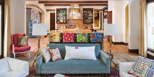 living room spanish style villa living room interior design
