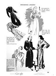 1940s sleepwear nightgowns pajamas robes bed jackets