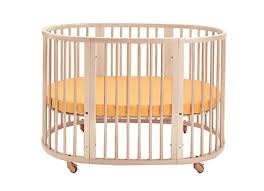 the crib and bedding my