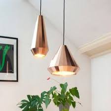 Copper Pendant Lights Pendant Lighting Copper 6 Clear Glass Globe Cloth Wire