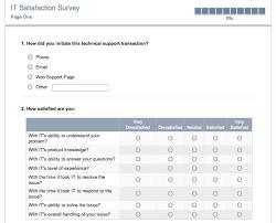 sample customer survey employee satisfaction survey 8 download