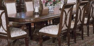 aico villagio dining room set broadway furniture