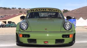porsche rauh welt pca spotlight what makes a rauh welt begriff porsche youtube