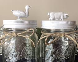 pig kitchen canisters pig canisters etsy