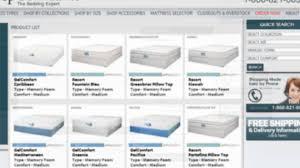 buy jamison bedding caribbean mattress memory foam jgel bed