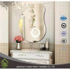 cheap bathroom mirror wholesale cheap price 4mm and 5mm clear bathroom mirror mirror