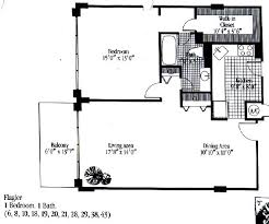 800 Square Feet In Square Meters South Bay Club 818 1 Bedroom Residence