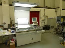 five colour used offset printing machines komori lithrone nl 528 em