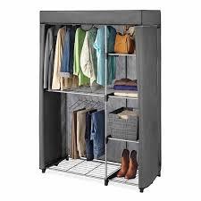 Shallow Closet Organizer - best 25 freestanding closet ideas on pinterest diy clothes