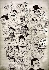 All The Meme Faces - troll lolvirgin house of humor part 47