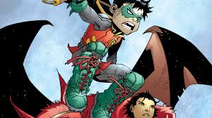 robin son of batman 13 dc