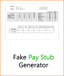 6 how to make fake pay stubs timeline template