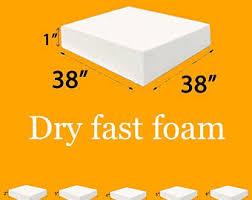 Upholstery Foam Sheet Foam Sheets Etsy