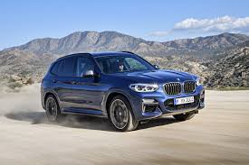 lexus 350 or bmw x3 all new 2018 bmw x3 u0026 first ever m performance version arrive in fall