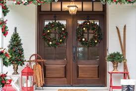 wreath for front door christmas wreath buying guide hayneedle com