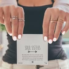 friendship rings meaning coming soon our soul arrow rings if y all are interested