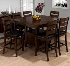 Bar Height Dining Room Table Sets Marvelous Leaf Dining Tables Counter Height Kitchen Ideas Tables
