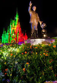 halloween cinderella castle disney photo of the day disney