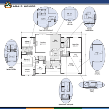 adair home plans home floor plans for the modern mom