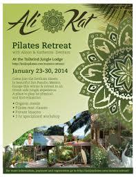 San Pancho Mexico Map by Jungle Pilates Retreat Jan 2014 Yoga Retreat In San Francisco