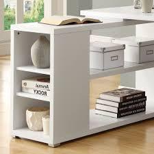 monarch specialties inc hollow core l shaped computer desk desks l shaped desk dark taupe monarch hollow core desk white
