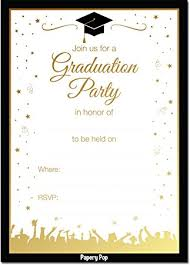 graduation party invitations 2017 graduation party invitations with envelopes 30