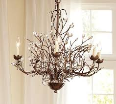 Pottery Barn Celeste Chandelier Saw This Chandelier In Person This Past Weekend Gorgeous Los