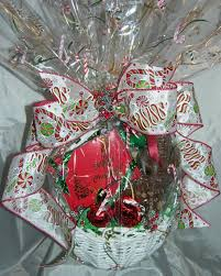 christmas gift basket christmas gift basket small hercules candy and chocolate shop