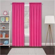 Fuschia Blackout Curtains Pink Energy Efficient U0026 Blackout Curtains Walmart Com