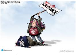 zero tolerance policy for free speech michael p ramirez