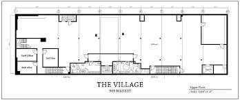 Industrial Floor Plans 969 Market Space Floor Plans