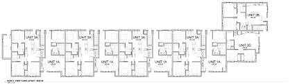technical floor plan floor plans forest avenue village