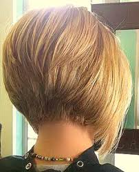 front and back views of chopped hair short inverted bob haircut http www ptba biz beautiful looks