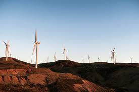 hackers could hold entire wind farms hostage mit technology review
