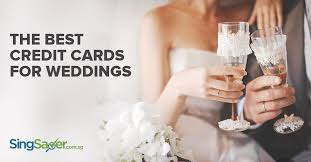 credit card wedding promotions to use in singapore this 2017