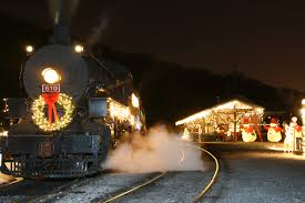 the magical polar express train ride in tennessee everyone should