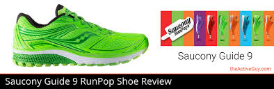 amazon black friday saucony saucony guide 9 runpops shoe review the active guy