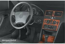 mercedes dashboard mercedes c class w202 06 93 09 95 interior dashboard trim kit