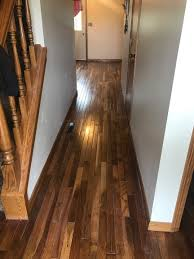 Refinished Hardwood Floors Before And After Pictures by Hardwood Floors In Need Of Some Sprucing Up Shambaugh Carpet