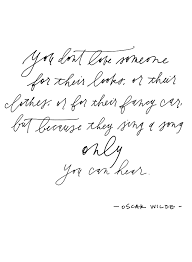 wedding quotes oscar wilde words to by no 90 you don t someone for their looks