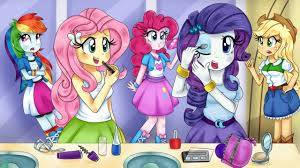 applejack hairstyles my little pony equestria girls applejack rarity twilight hairstyle