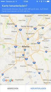 Google Maps Navigation Navigation Usa Einfach Offline Und Kostenlos Auf Dem Smartphone