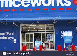 officeworks an australian national chain of office supplies